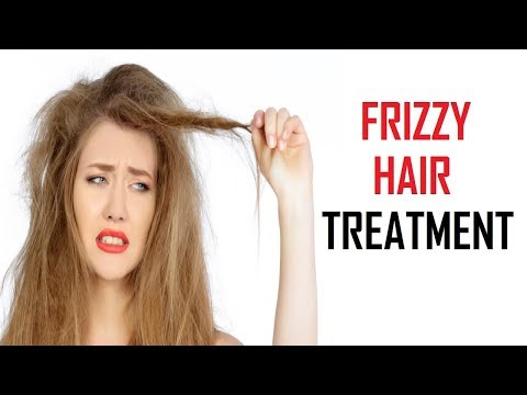 17 Best Ideas For Frizzy Hair Treatment