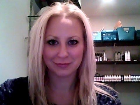 How to Set Your Makeup With Hairspray @ Studio 39 Salon Kansas City