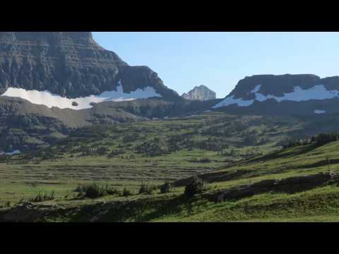Glacier National Park slideshow