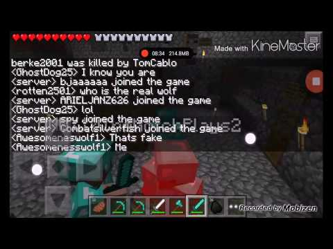 Let's Play w/ Tom Cablo Minecraft PE 0.8.1 (Multiplayer Server) - Epic MC (Episode 3)