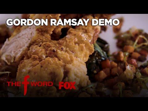 Gordon's Buttermilk Fried Chicken: Extended Version   Season 1 Ep. 5   THE F WORD