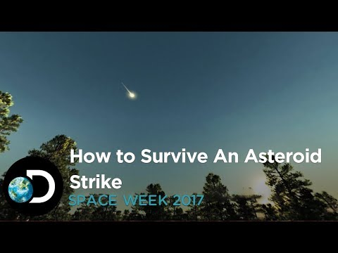 How to Survive An Asteroid Strike | Space Week 2017