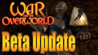 War For The Overworld - Beta Update - (dungeon Keeper 3)