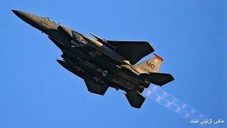دیرالزور سوریه؛ انهدام ادوات زرهی داعش توسط جنگندههای روس