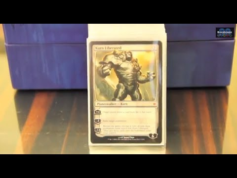 Building an MTG Cube #4: Artifacts/Colorless
