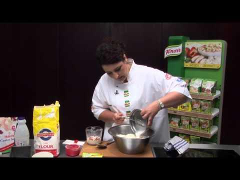Recipe: Homemade Biltong and Feta Bread
