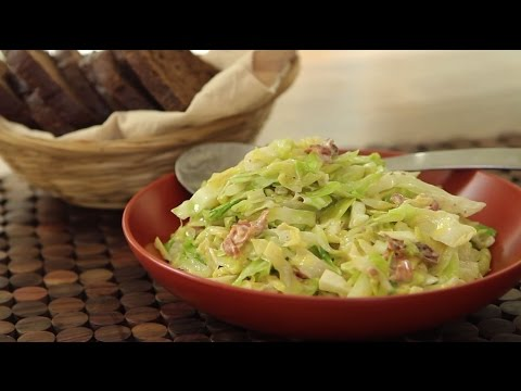 How to Make Creamed Cabbage | Cabbage Recipes | AllRecipes