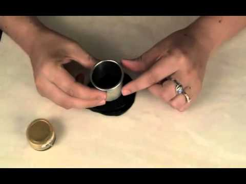 Polymer Clay TV Making Your Own Bezel Cups