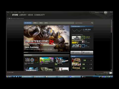How to change to Steam UI Update (BETA)