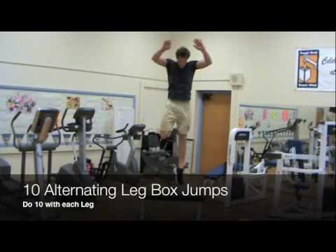 Jump Higher & Run Faster