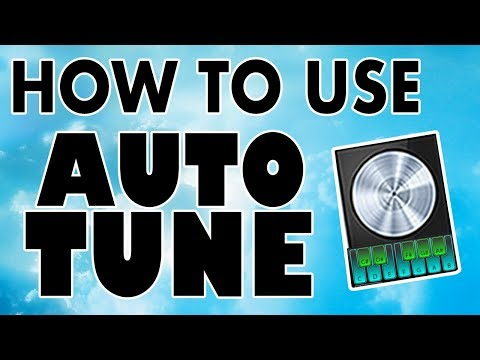 How to Find KEY OF AUTOTUNE in Logic Pro X (UPDATED)