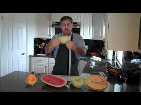 HOW TO WRAP & STORE MELONS