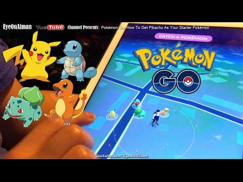 Pokémon GO: How To Get Pikachu As Your Starter Pokemon | Cara Mendapatkan Pikachu Dalam Game Pokemon