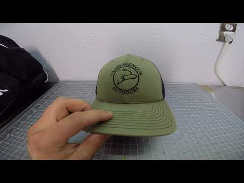 cajunmagnoliaoutdoors hat after a few months of use