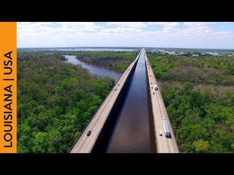 Road trip in Louisiana: Lafayette, Atchafalaya, and Baton Rouge