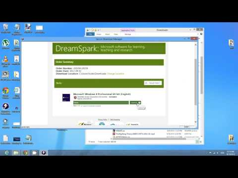 Windows 8 Download Tutorial for Ngee Ann Polytechnic