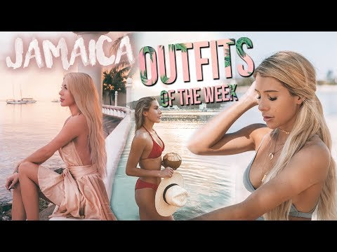 WEEK IN OUTFITS: JAMAICA