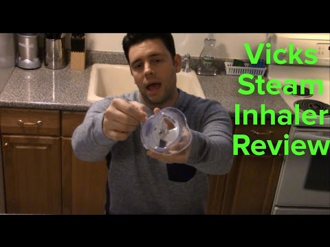 Vicks Personal Steam Inhaler Review | Get Your Voice Back