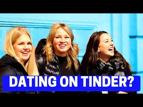 What do Finnish Girls Think about Tinder? [Street Interview]