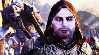 Shadow Of War - High Level 1000 Noble Overlord Marauder Citadel 547 Boss Battle
