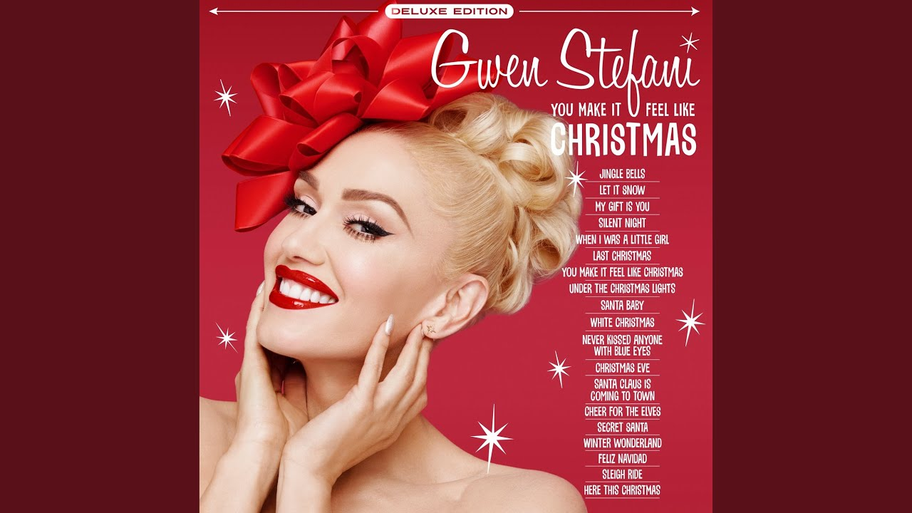 Gwen Stefani - Secret Santa