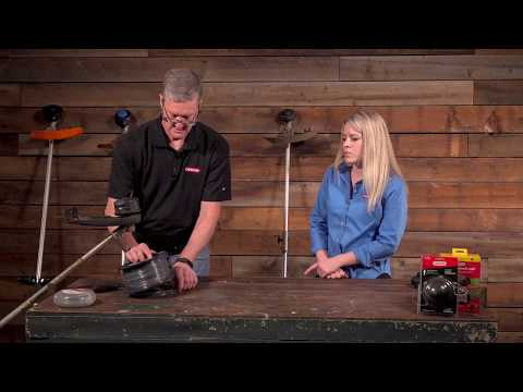 How to restring trimmer line on the most popular string trimmers