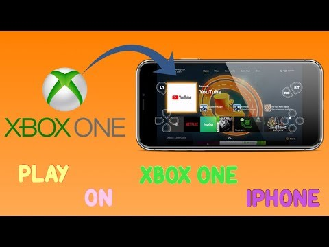 How to Connect and Play Xbox One on iPhone, iPad & iPod! (NO JB/PC)