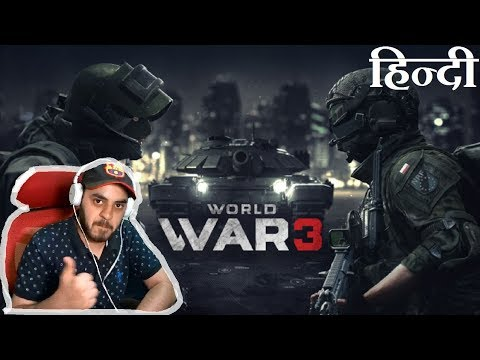 WORLD WAR 3 Game Trailer released..!! My Reactions | HINDI |