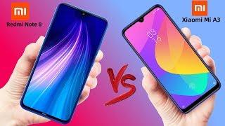 Xiaomi Redmi Note 8 vs Xiaomi Mi A3  - What Are The Differences