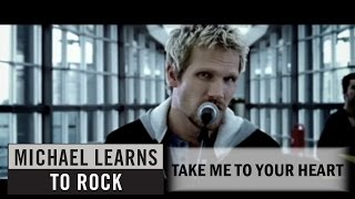 Michael Learns To Rock - Take Me To Your Heart [Official Video] (with Lyrics Closed Caption)