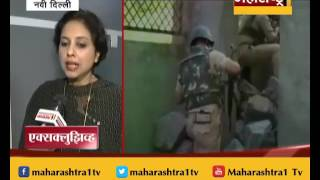 Suhasini Haidar ( Foreign Affairs Editor,The Hindu)  on surgical strike