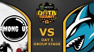AMONG US vs ADROIT - AMAZING GAME! - DOTA Summit 13 Highlights 2020 Dota 2