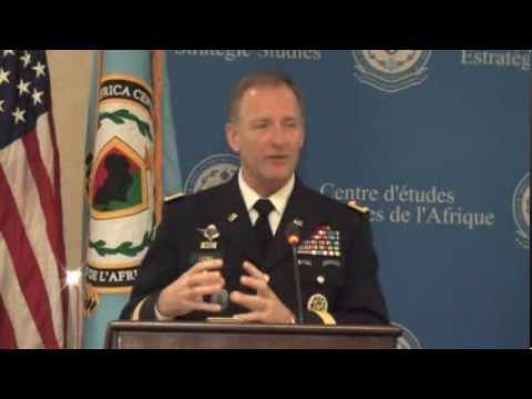 Keynote Address - Maj. Gen. Christopher Leins