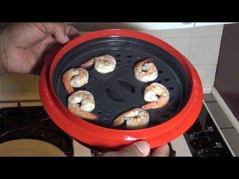 Frozen Shrimp Range Mate Pro Recipe