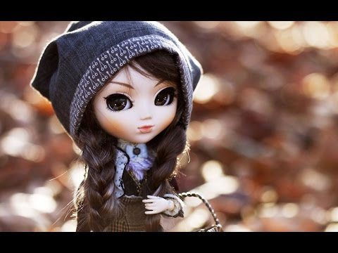 Cute Doll Wallpapers  ( no audio )