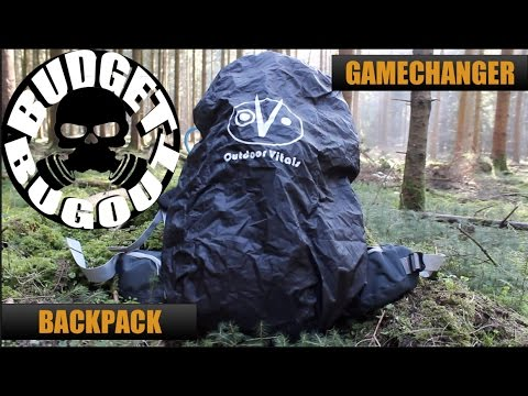 GIVEAWAY & REVIEW!!! New AFFORDABLE 60 Liter Internal Frame Backpack | Bug Out Bag, Hiking & Camping