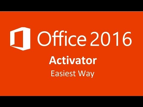 How to Activate Microsoft Office 2016 Easiest Way