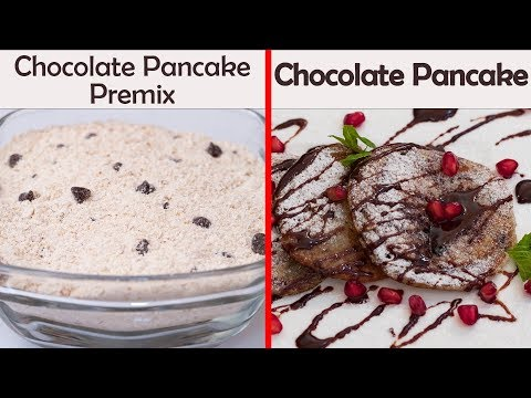 Healthy Breakfast Oats Pancake Premix Snack Recipe ओट्स पैनकेक हेअल्थी नास्ता रेसिपी