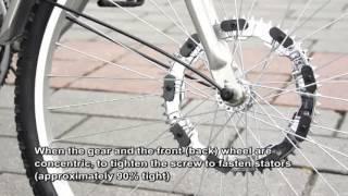 Electric Bicycle auto-bicycle mebilke Instruction 130612