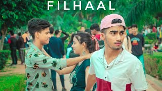 Filhaal |akshay kumar ft nupur sanon| |B praak| |sad love story| |Sb productions|