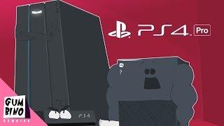Ps4 Pro vs Ps4 vs Xbox One (playstation pro parody)
