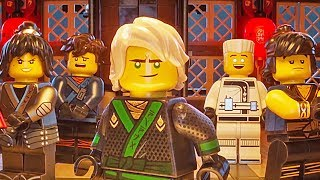 The Lego Ninjago Movie - Jackie Chan Knows All   official trailer (2017)