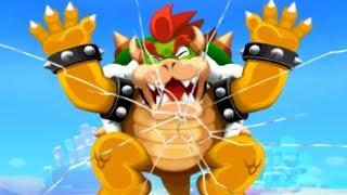 Mario & Luigi: Superstar Saga 3DS - Final Boss (No Damage) + Ending