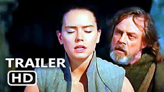 "STAR WARS 8 ""You Must Resist REY!"" Trailer (2017) Disney Movie HD"