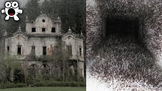 Top 10 Creepiest Houses You