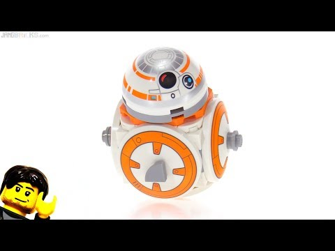 LEGO Star Wars BB-8 2018 May the 4th polybag review! 40288