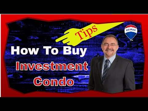 Buying an Investment Condo?  4 Must-Have Features You Should Insist On!