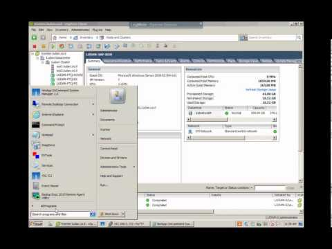 Increase Drive C Virtual Machine