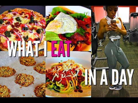 WHAT I EAT IN A DAY TO LOSE WEIGHT | Low Carb, Quick & Easy Meal Ideas | VLOGMAS DAY 4
