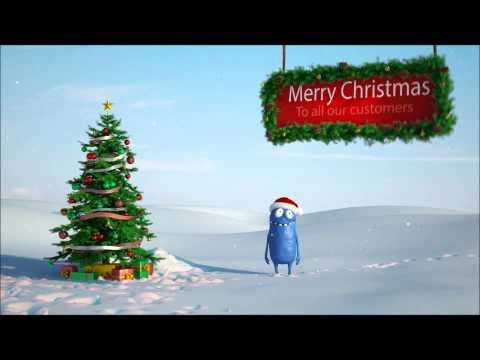 Safety Bug Christmas Greetings